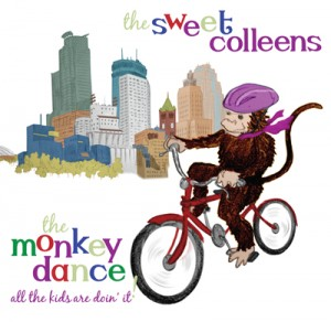 The Sweet Colleens - The Monkey Dance: All the Kids Are Doin' It!