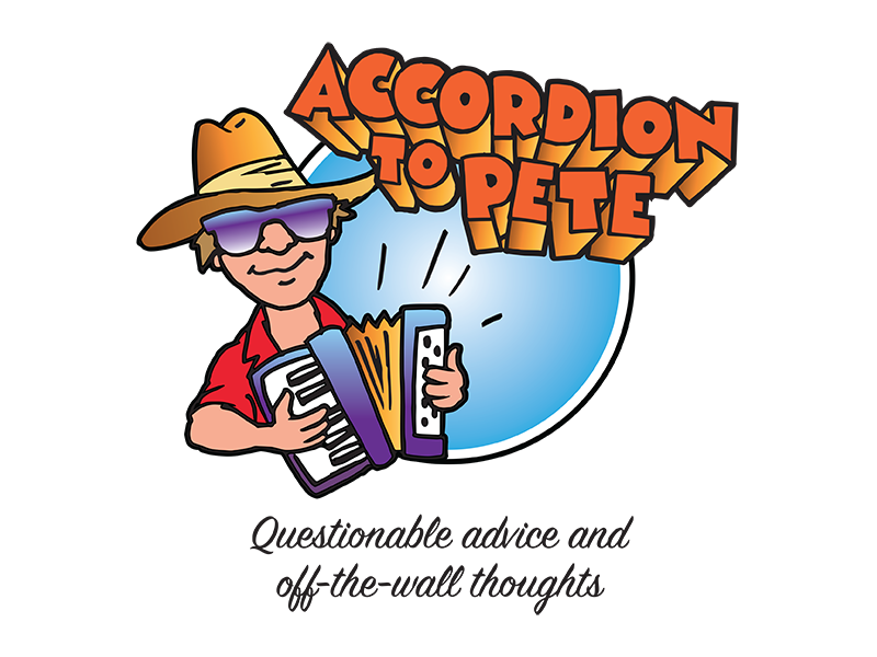 Accordion to Pete